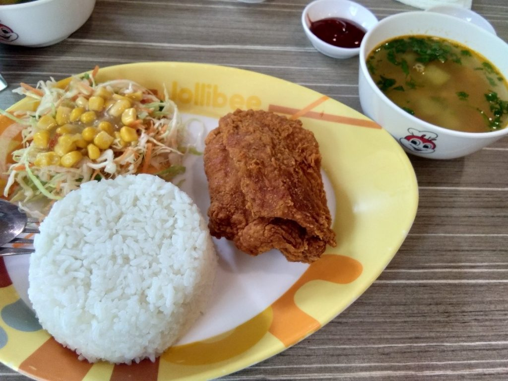 Vietnamese fast food is a little different than I remember back home | © Janine Dhuka/MyTEFL